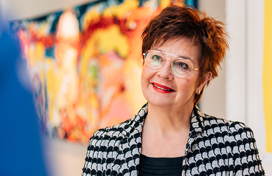 Monique van der Bruggen