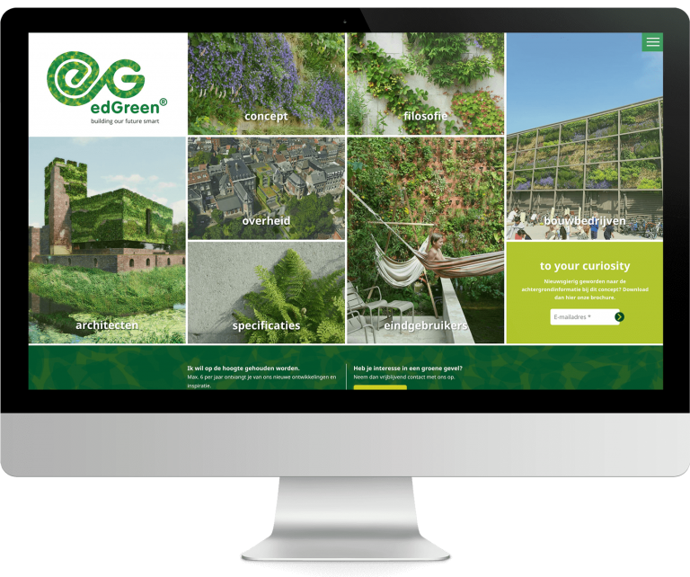 edGreen webdevelopment